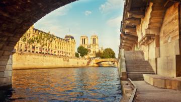 Kerstreizen naar het romantische Parijs