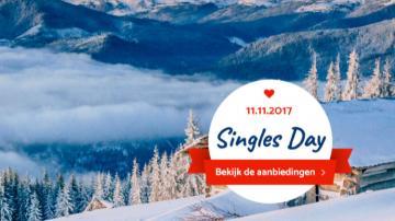 Singles Day met kortingen bij Singlereizen.nl