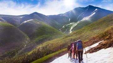 Singlereizen wandelen Oostenrijk