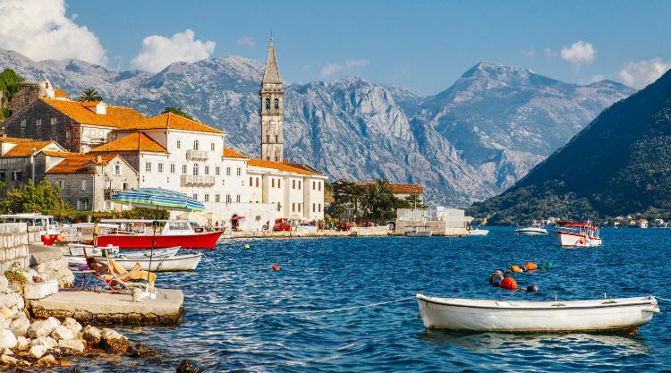 Actieve singlereis naar het adembenemende Montenegro