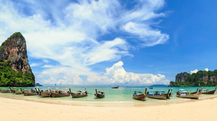 Singlereizen rondreis Thailand