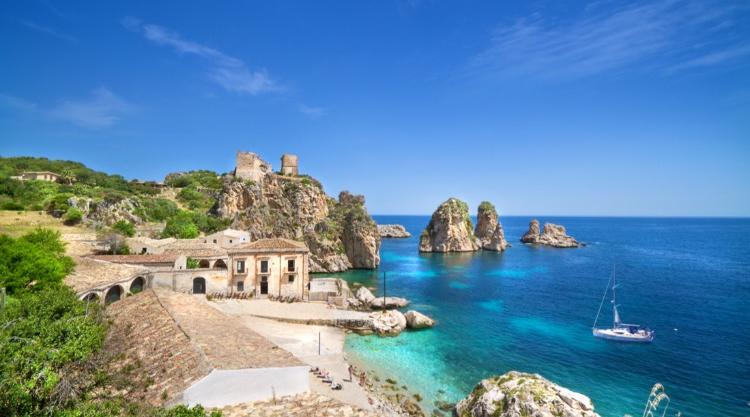 Singlereis betoverend Sicilië
