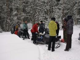 Groepsreis Actieve winterreis Varmland Zweden