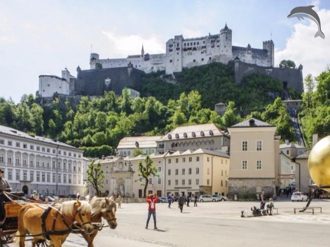 Groepsreis Rondreis Oostenrijk