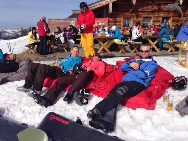 Singlereis Wintersport in Niederau