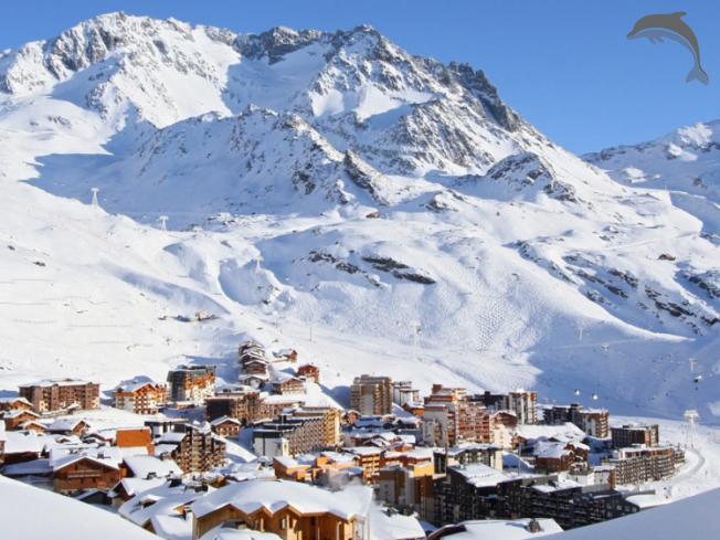Singlereis Genieten van wintersport in Val Thorens