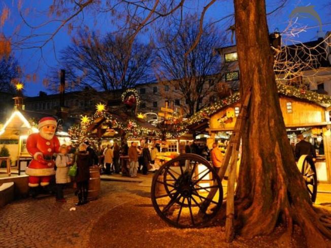 Singlereis Bezoek Kerstmarkt in Duitsland