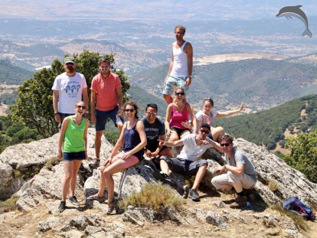 Singlereis Actieve Singlevakantie Sardinie