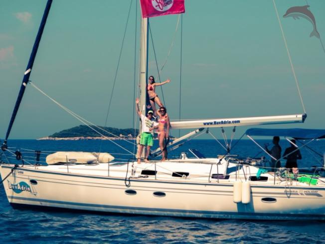 Singlereis Zeilvakantie (HBO-WO) Griekenland