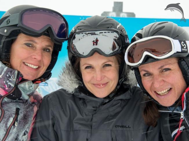 Singlereis Wintersport in Belle Plagne