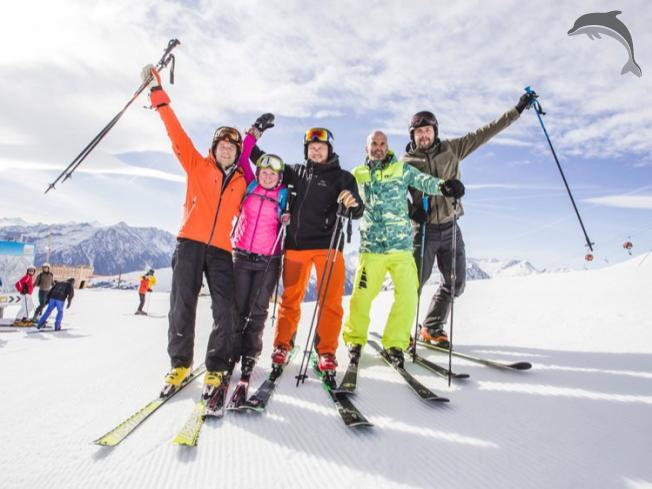 Singlereis Wintersport Saalbach - Hinterglemm