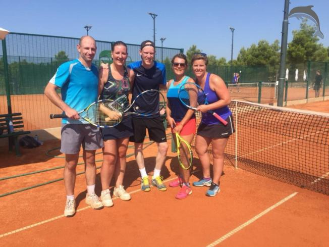 Singlereis Tennisreis (HBO-WO) Op Mallorca