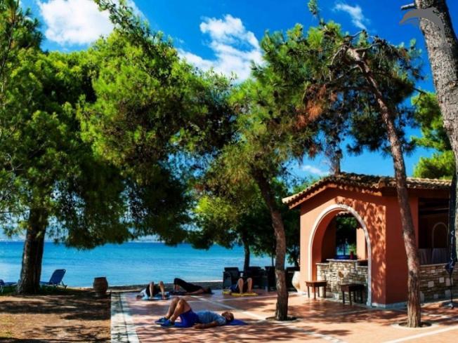 Singlereis Paradijselijk Genieten op Evia