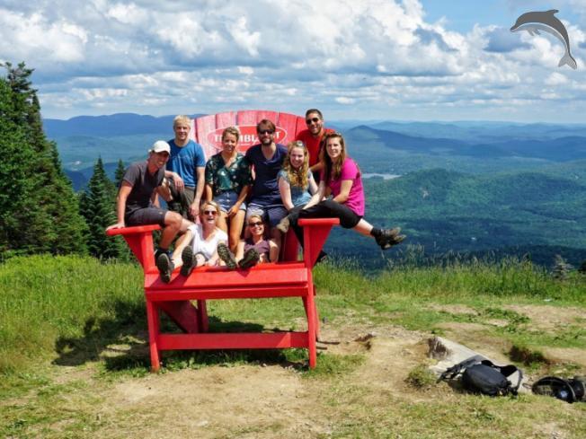 Groepsreis Actieve rondreis Oost-Canada