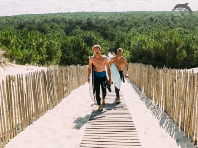 Singlereis Surfvakantie (HBO-WO) Mimizan, Frankrijk