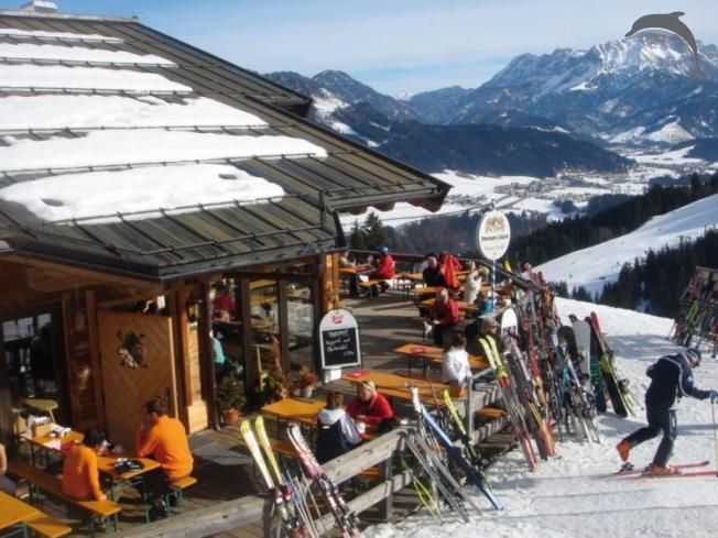 Singlereis Wintersport in Fieberbrunn