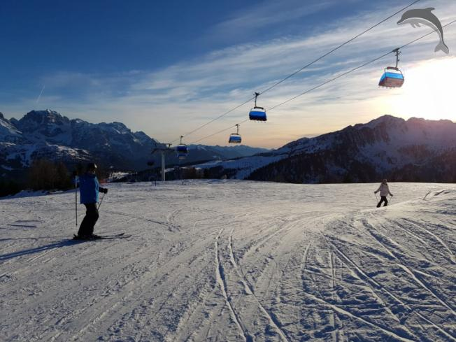 Singlereis Wintersport in Marilleva