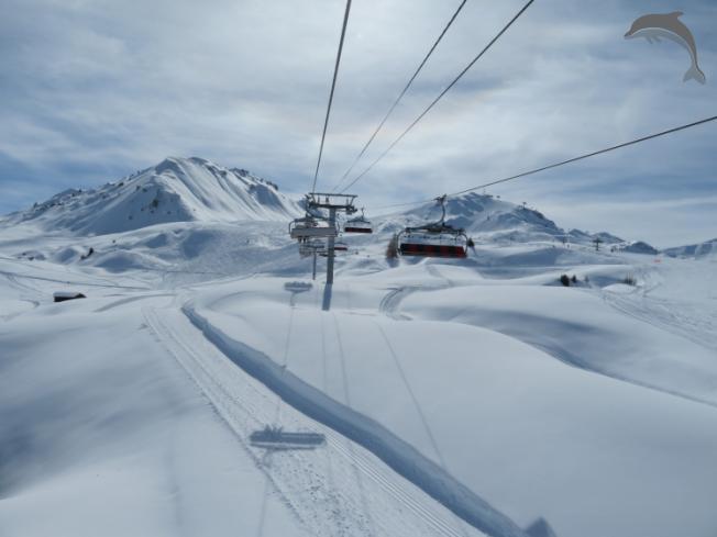 Singlereis Wintersport vakantie (HBO-WO) in St. Anton