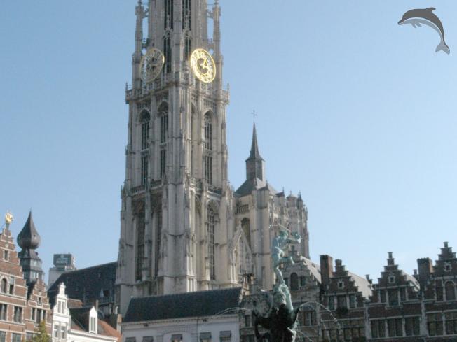 Singlereis Vier Kerst of Oudjaar in Antwerpen
