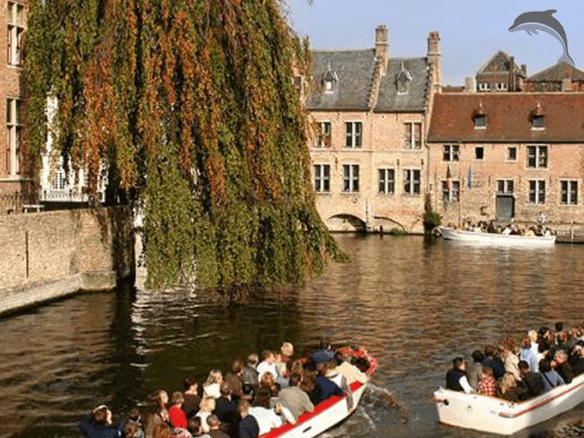 Singlereis Vier Kerst of Oudjaar in Gent