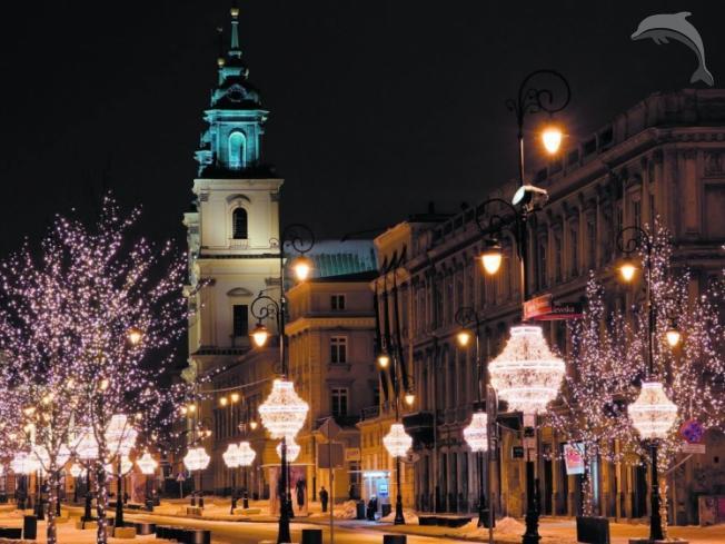 Singlereis Vier Kerst in Krakau