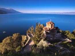 Singlereis Ontdek en Relax in Ohrid Macedonie