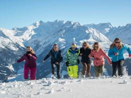 Singlereis Wintersportvakantie in Konigsleiten