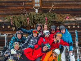 Jongerenreis Snow, Friends & Fun Saalbach - Hinterglemm
