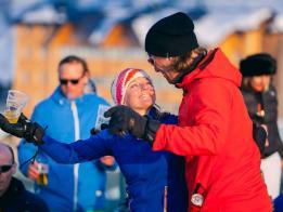 Singlereis Wintersport vakantie (HBO-WO) Kirchberg