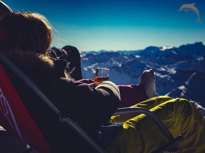 Singlereis Wintersport vakantie (HBO-WO) in Kaprun