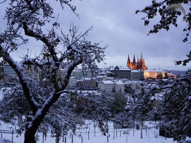 Singlereis Vier Kerst of Oudjaar in Praag