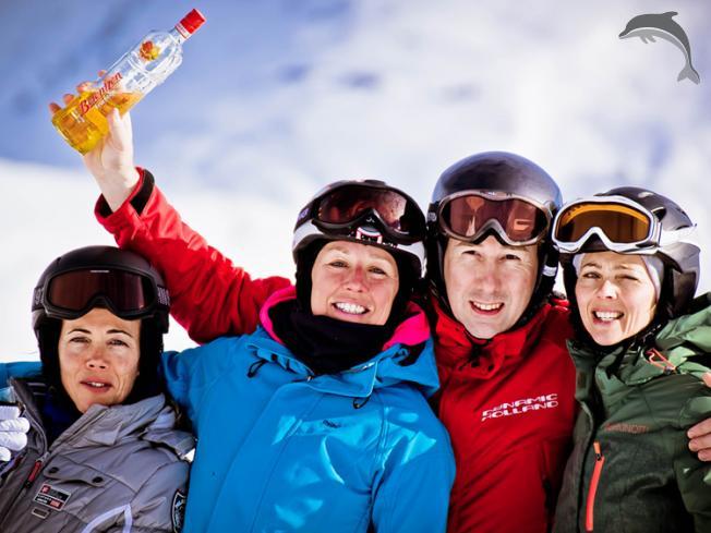 Singlereis Wintersport met singles in Kirchberg