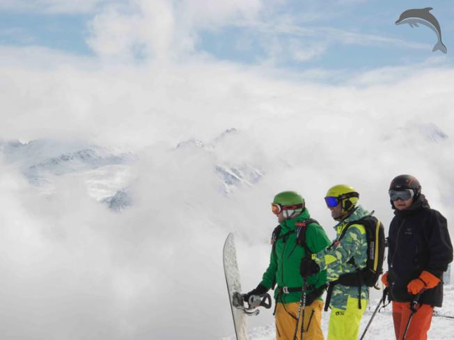 Singlereis Wintersport met singles in Flachau