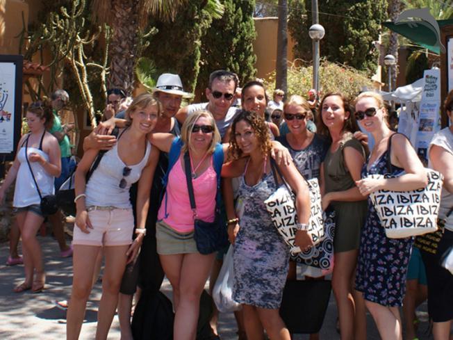 Singlereis Stralende zonvakantie op Ibiza