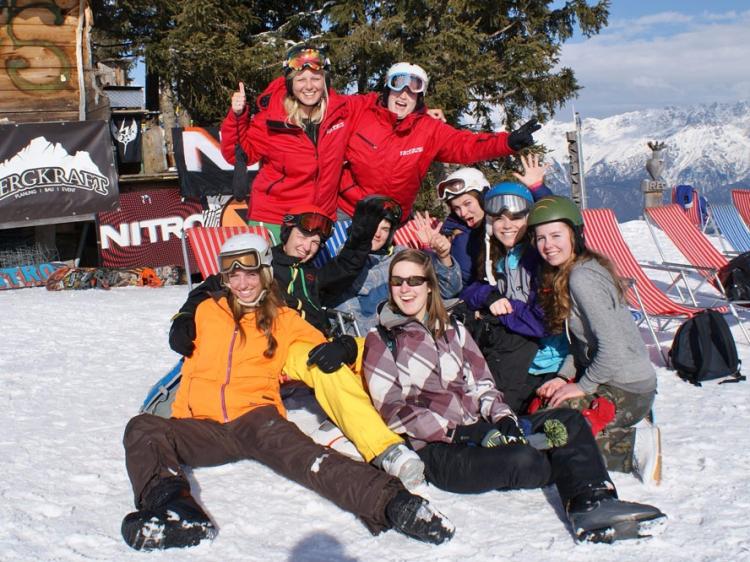 Jongerenreis Snow, Friends & Fun in Wagrain
